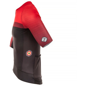 Bioracer Epic SS Shirt Men red-lava